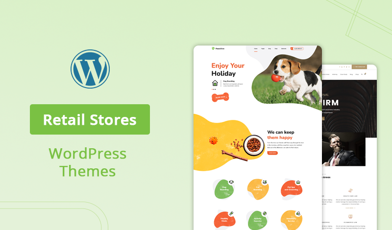 Best WordPress Themes For Retail Stores For Your Existing Website