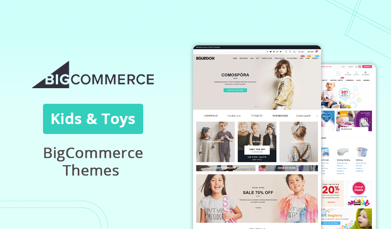 7+ Best Kids & Toys BigCommerce Themes For Your Ecommerce Store